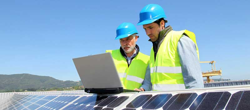 solar-workers