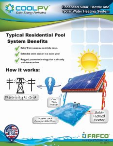 Using Solar to Heat your Pool
