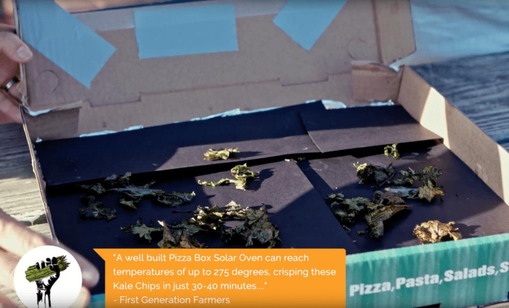 Del Sol Energy Solar Oven