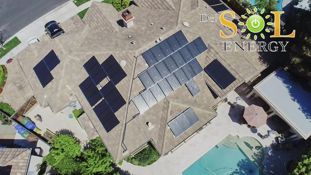 Del Sol Energy cool pv