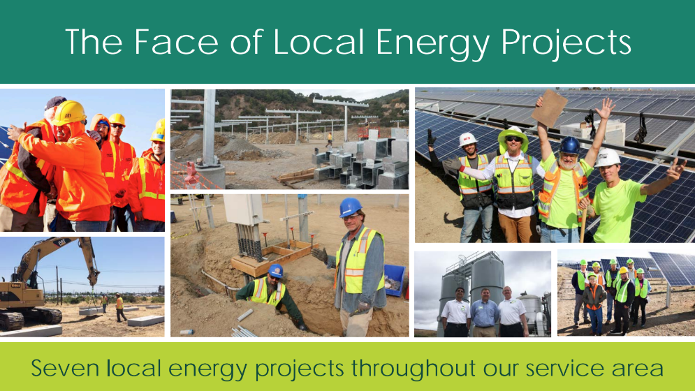 MCE Local Energy Projects