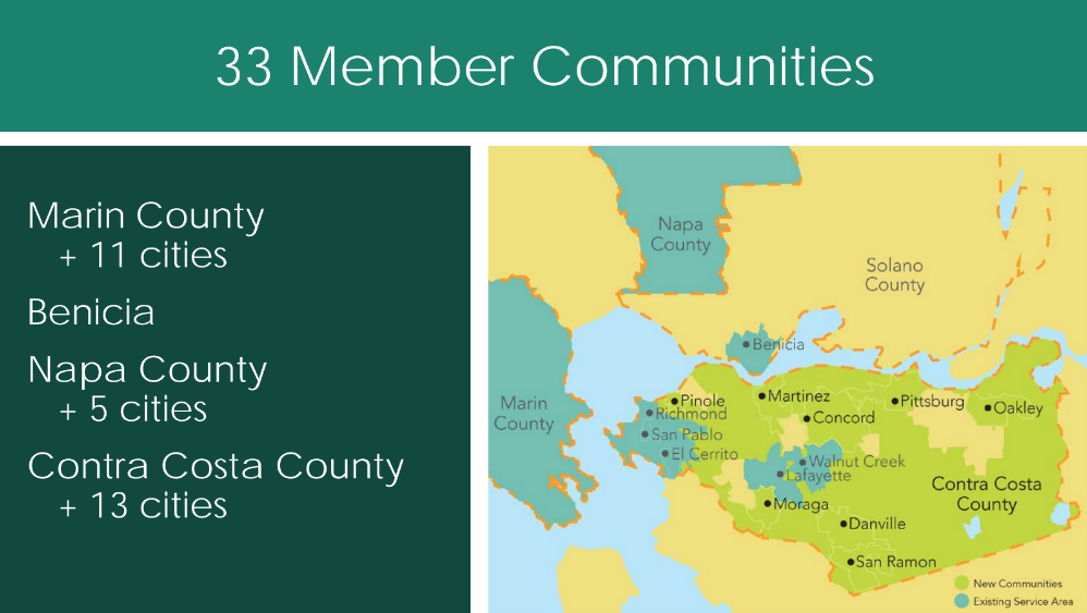 MCE Member Communities