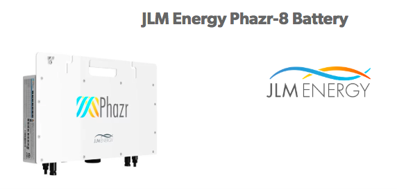 Del Sol Phazr JLM Energy