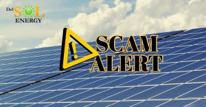 Bait and Switch: Social Media Solar Scams