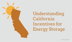 Extra Incentives for Solar Storage Systems