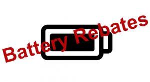 Battery-Rebates
