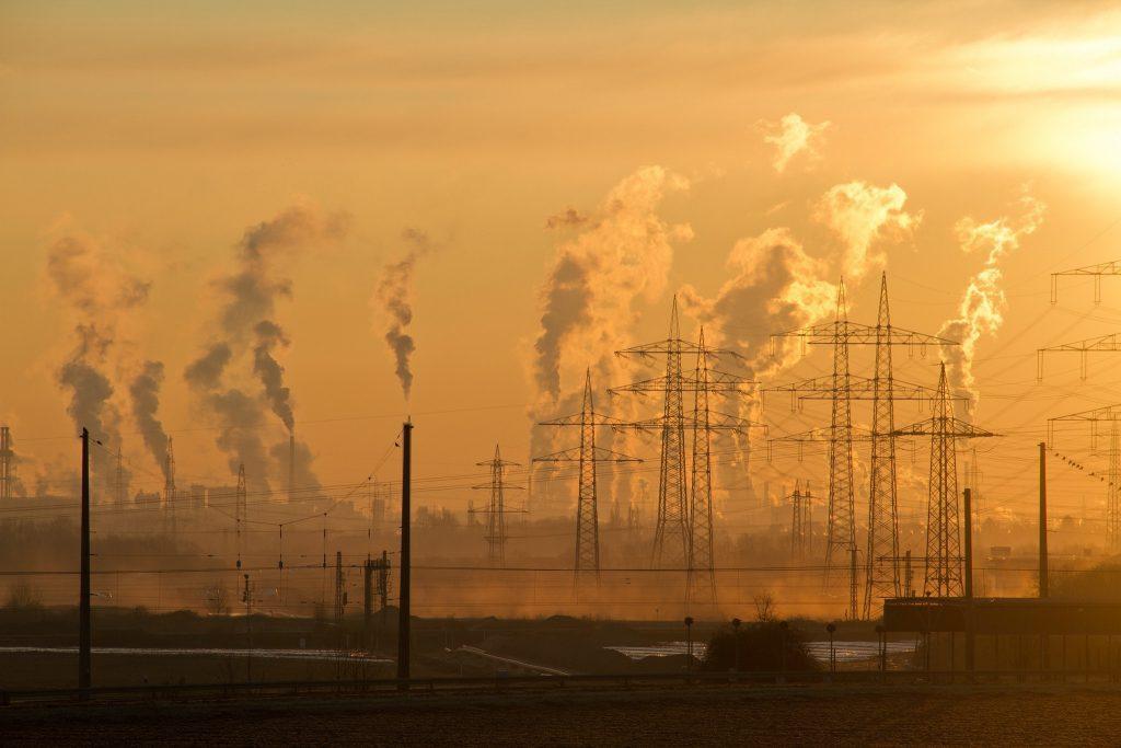 air polution - solar movement